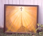 Painting Cross Vision