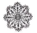 Snowflake blk