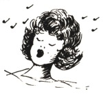 Singing Lady
